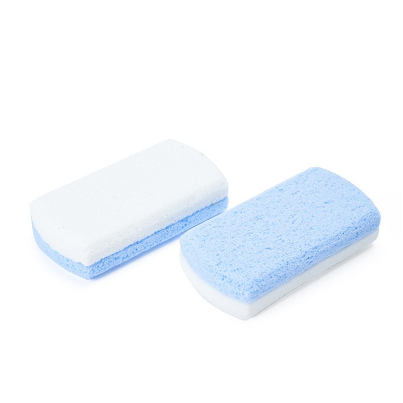 Double Sided Pumice Stone Callus Remover Pedicure Stone Pedicure Tools Foot File Glass Pumice Stone For Feet Foot Care Tool