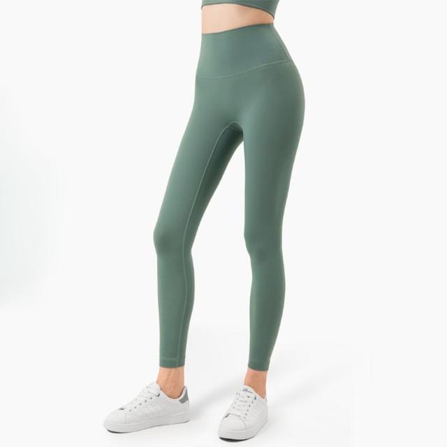 Vnazvnasi 2020 Hot Sale Fitness Female Full Length Leggings 19 Colors Running Pants Comfortable And Formfitting Yoga Pants