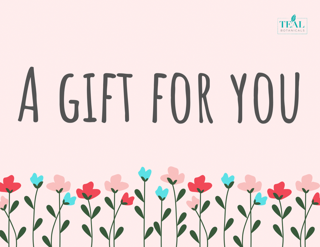 Digital Gift Card- A Gift For YOU