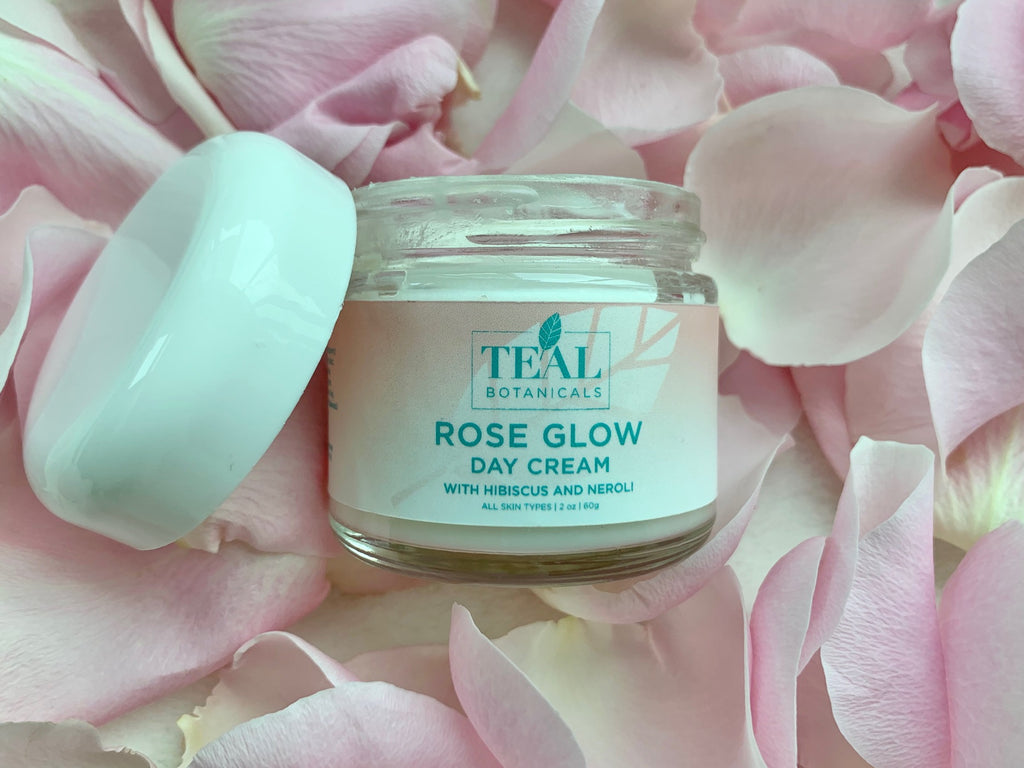 Rose Glow Day Cream