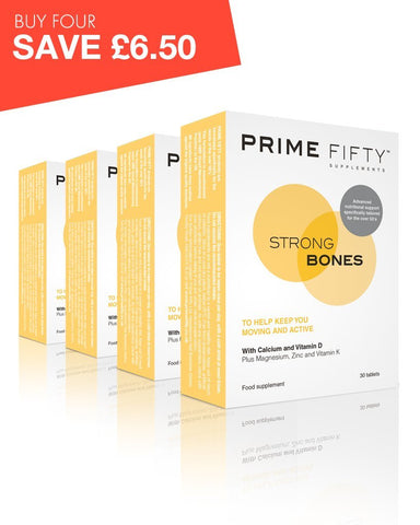 Strong Bones Bundle (Pack of 4)