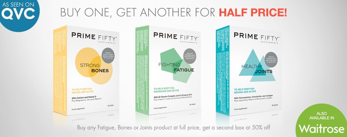 Buy one, get another half price!