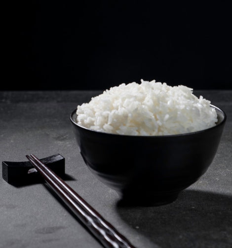 steam jasmine rice