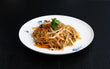 Singapore fried vermicelli meehoon