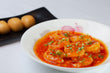 Singapore chilli prawn with mantou