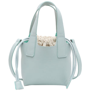 Cute Pastel Blue Mini Bag