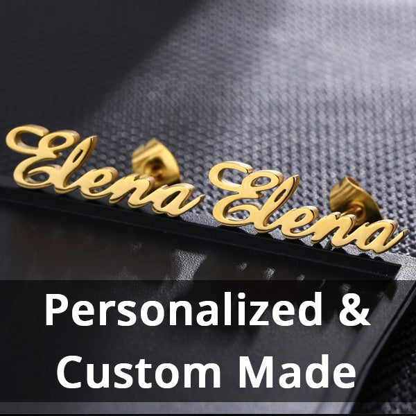 Personalized & Custom Made