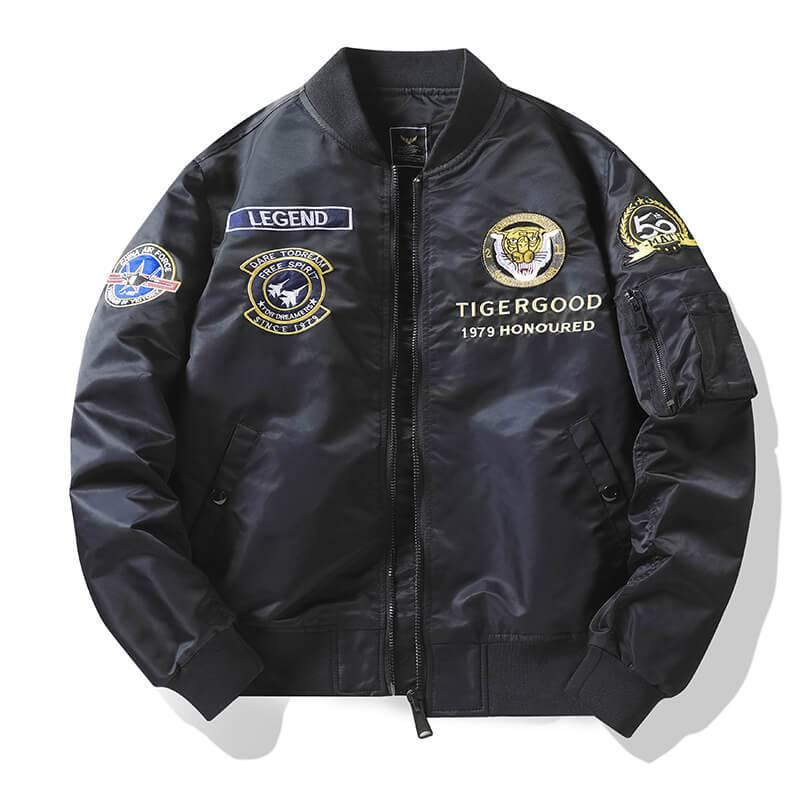 Men Bomber Jacket MA1