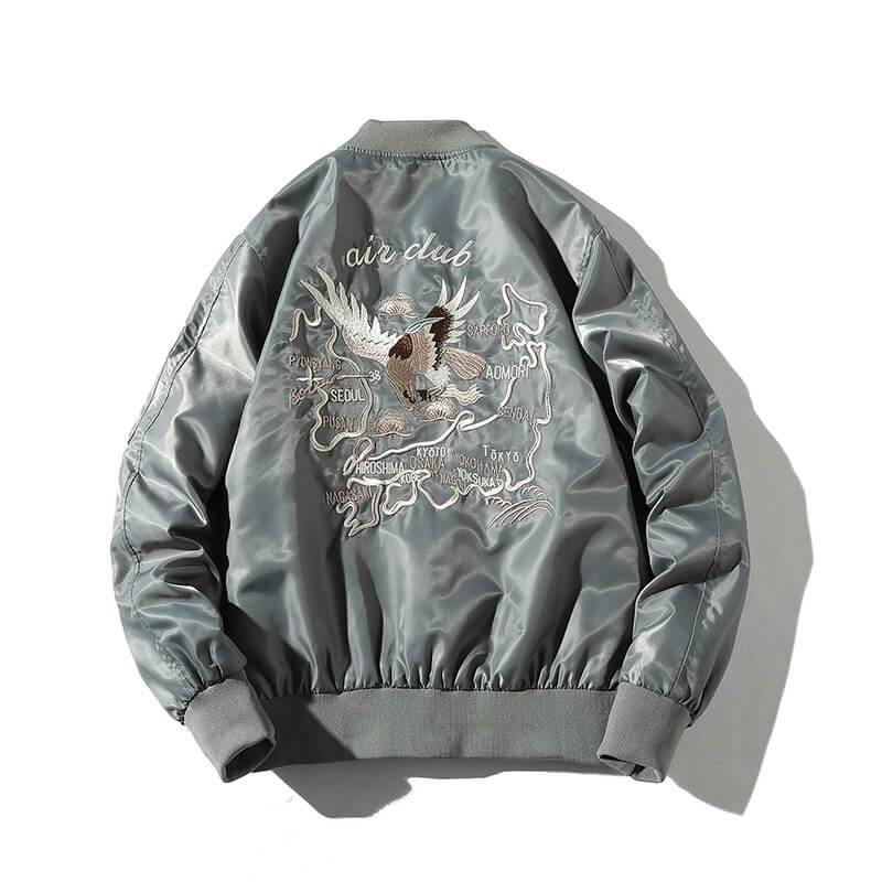 Men's Bomber Jacket Loose One