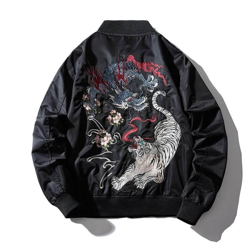 Men's Bomber Jacket Trend One