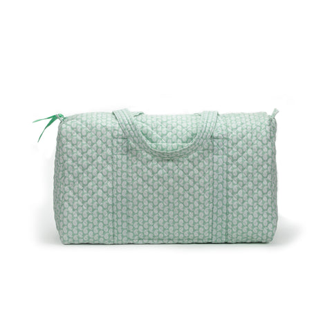Sea Glass Green Duffel from Joyful Collection