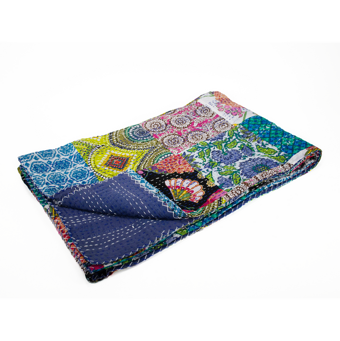 Koala Boho Throw  MULTI-BRIGHT