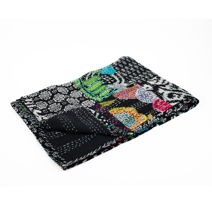 Koala Boho Throw MULTI-DARK