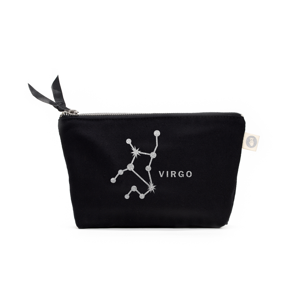 Zodiac Sign: Makeup Bag  - Virgo