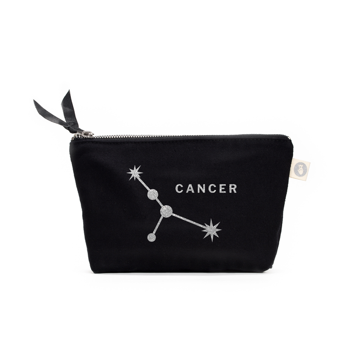 Zodiac Sign: Makeup Bag  - Cancer
