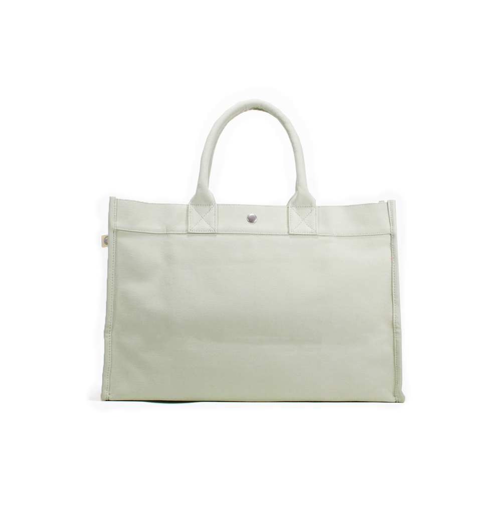 East West Bag: Seaglass Green
