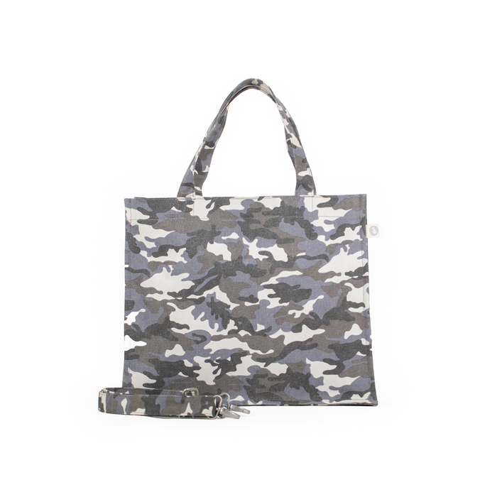Magazine Bag: Grey Camo
