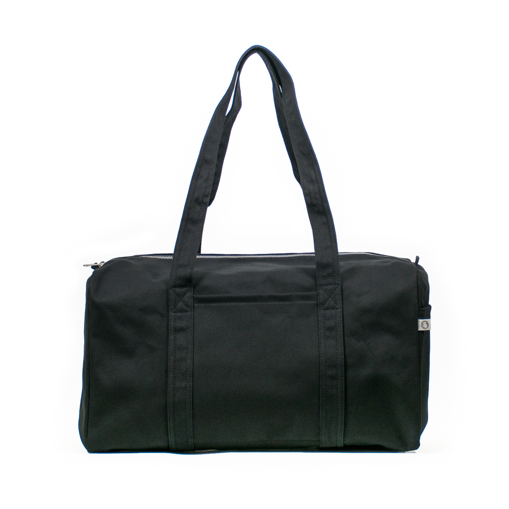 Large Duffel: Black