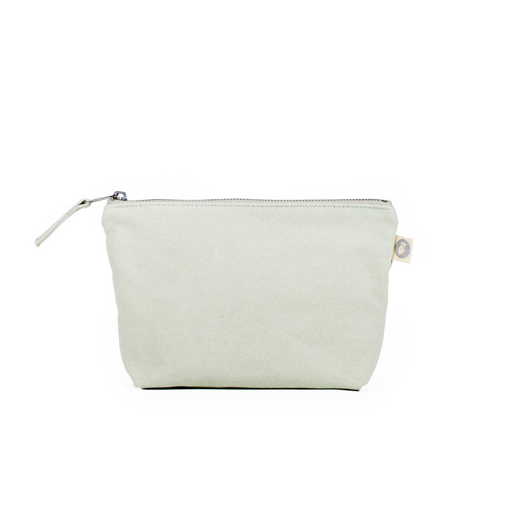 Makeup Bag: Seaglass Green