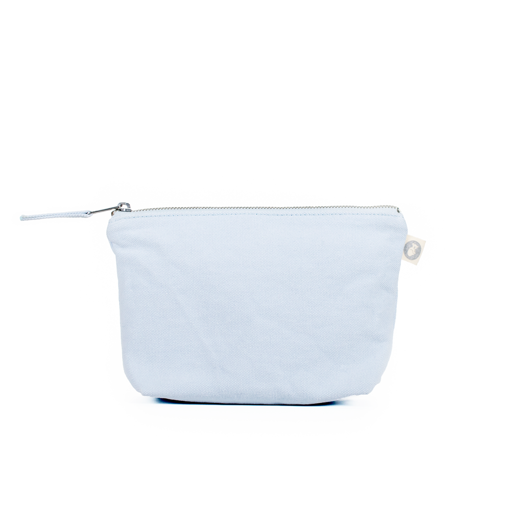 Makeup Bag: Sky Blue