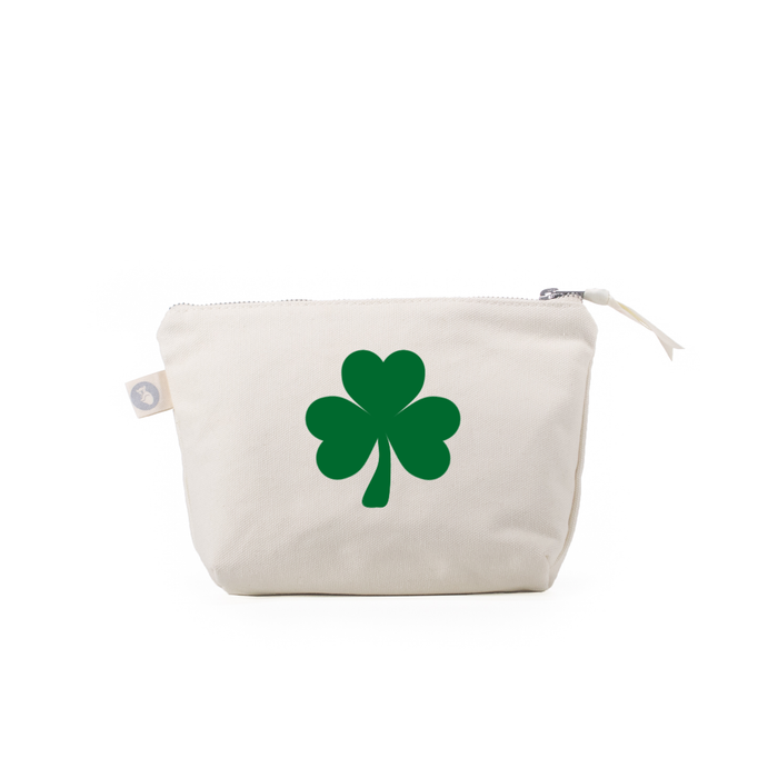 Makeup Bags: Shamrock -  Use code LUCKY to save 20%