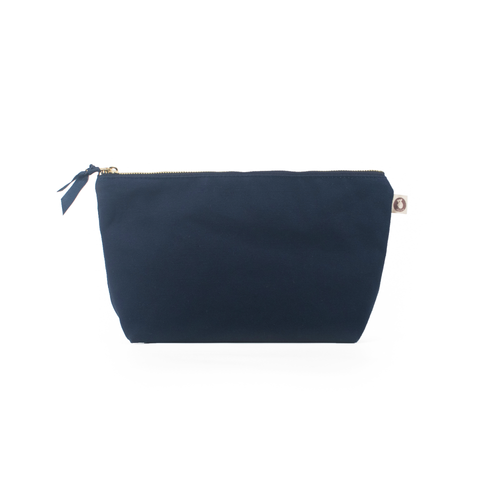 Clutch Bag: Navy