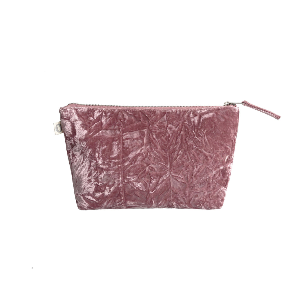 Split Letter Monogram Clutch Bag