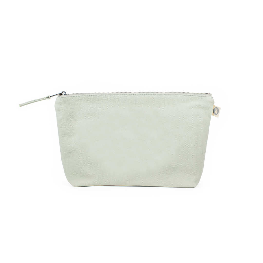 Clutch Bag: Seaglass Green