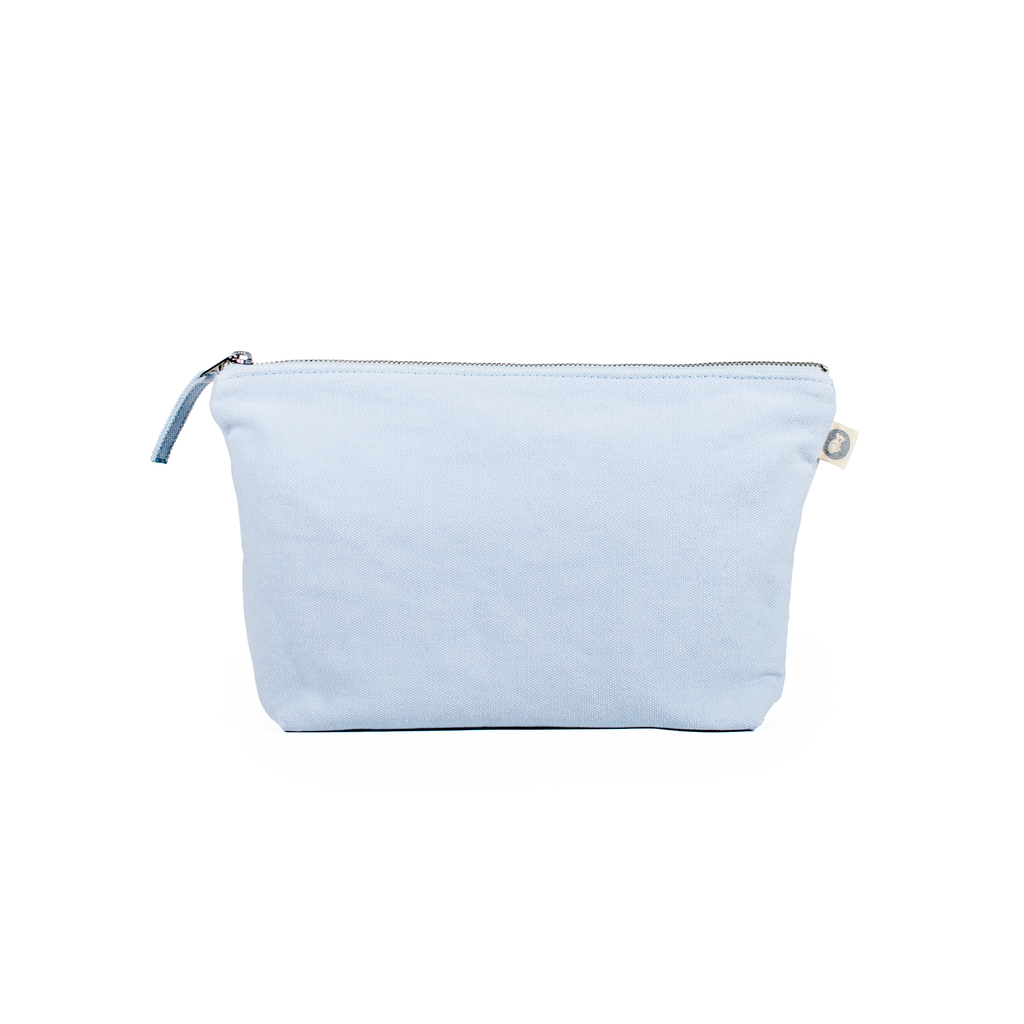 Clutch Bag: Sky Blue