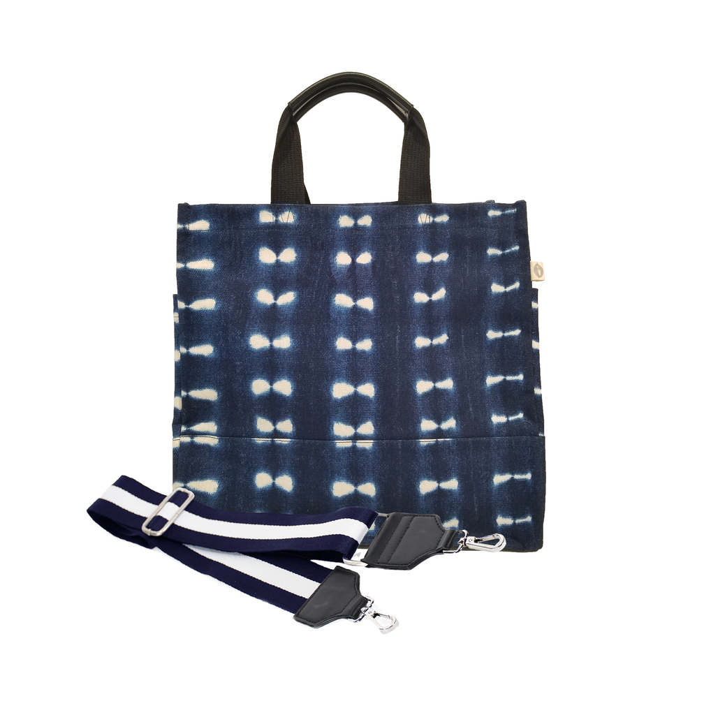 VIP Deal of the Day! Luxe North South Blue Shibori