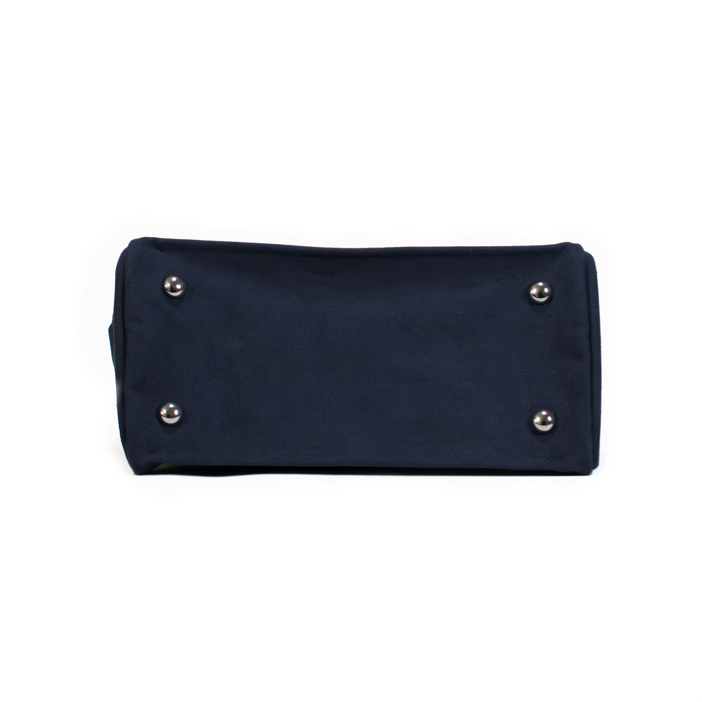 North-South Bag: Navy with Baby Elephants  Just $60 with code HOLIDAY
