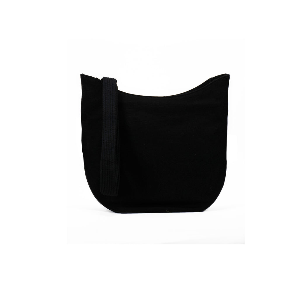 Mini City Bag: Black