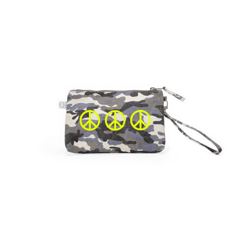 Mini Peace Signs: Mini Luxe Clutches