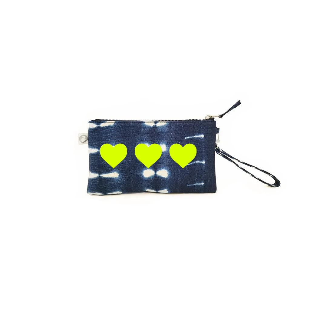 Mini Hearts: Mini Luxe Clutches