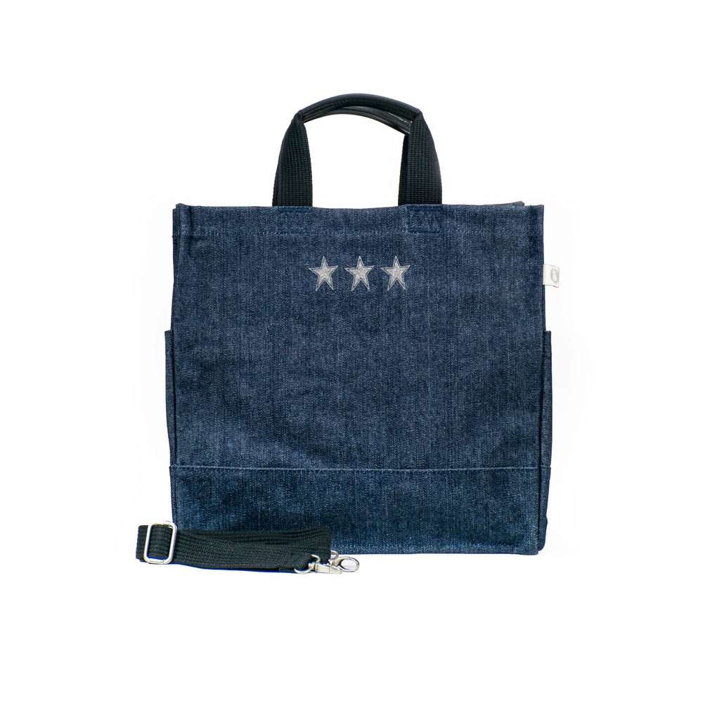 Mini Stars: Luxe North South Bags