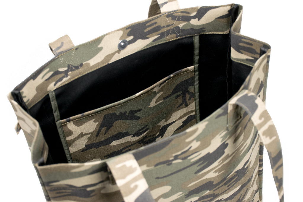 Upright Bag: Camouflage