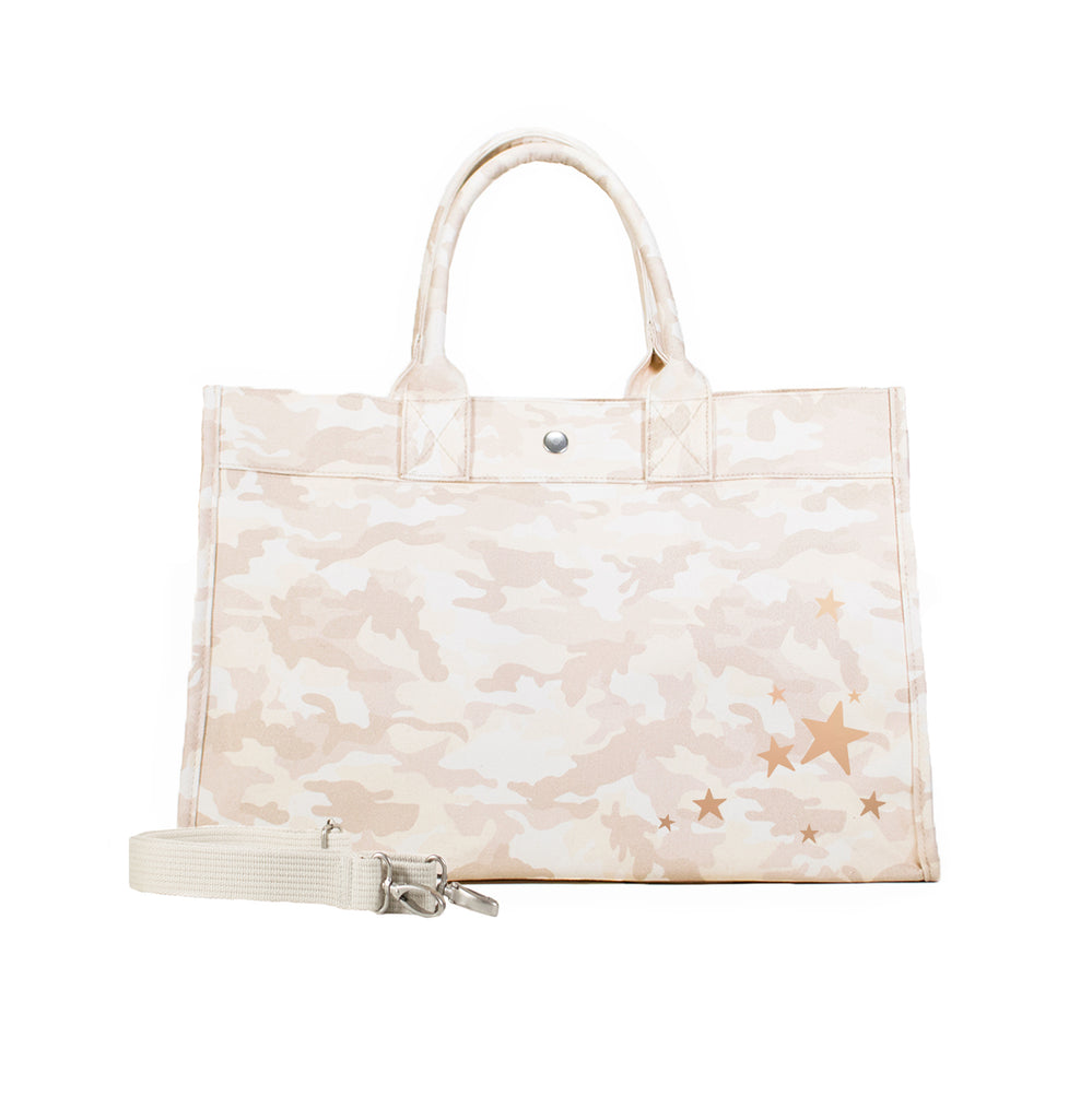 Scatter Stars: Midi East West Bag