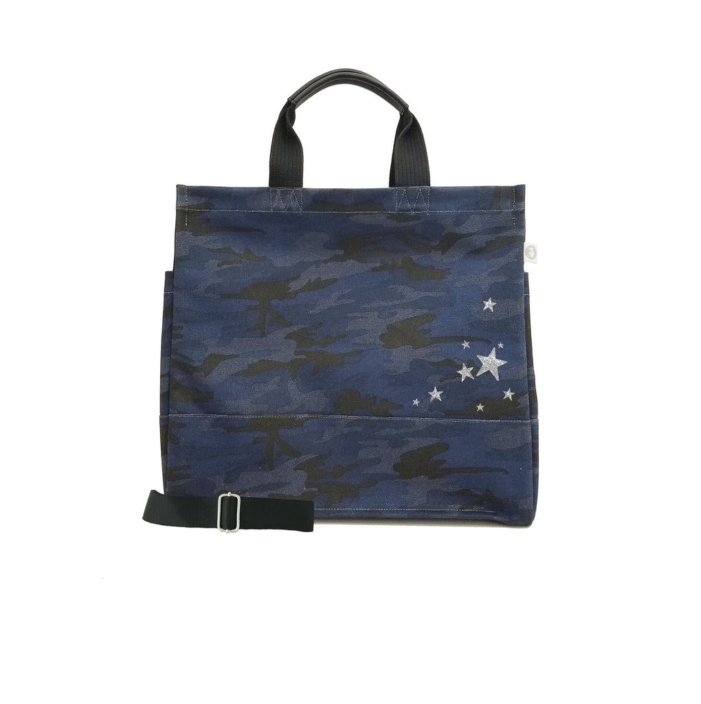 Scatter Stars: Luxe North South Bags