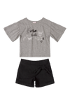Born To Be a Princess Blouse & Shorts