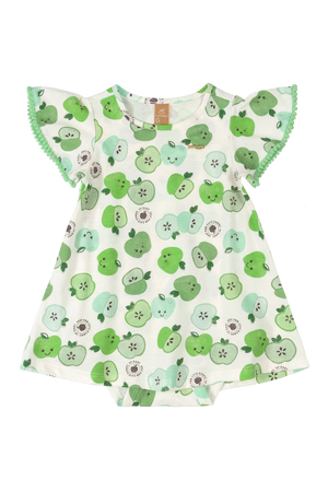 Apples Dress Bodysuit