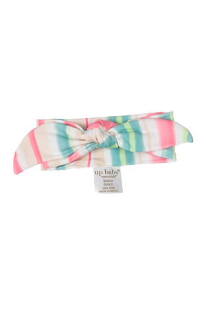 Pastel Stripe Headband