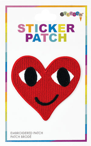 Smiling Heart Patch