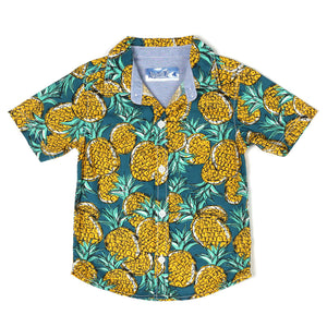 Pineapple Hawaii Shirt