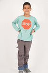 Stop & Go Pants Set