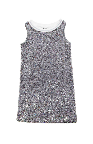 Crystal Sequin Dress