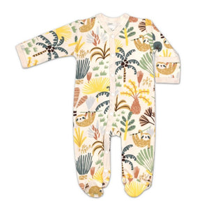 Sloth Layette Set