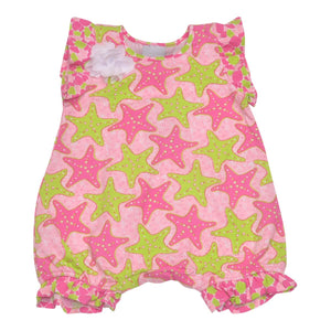 Starry Fish Swimsuit Set