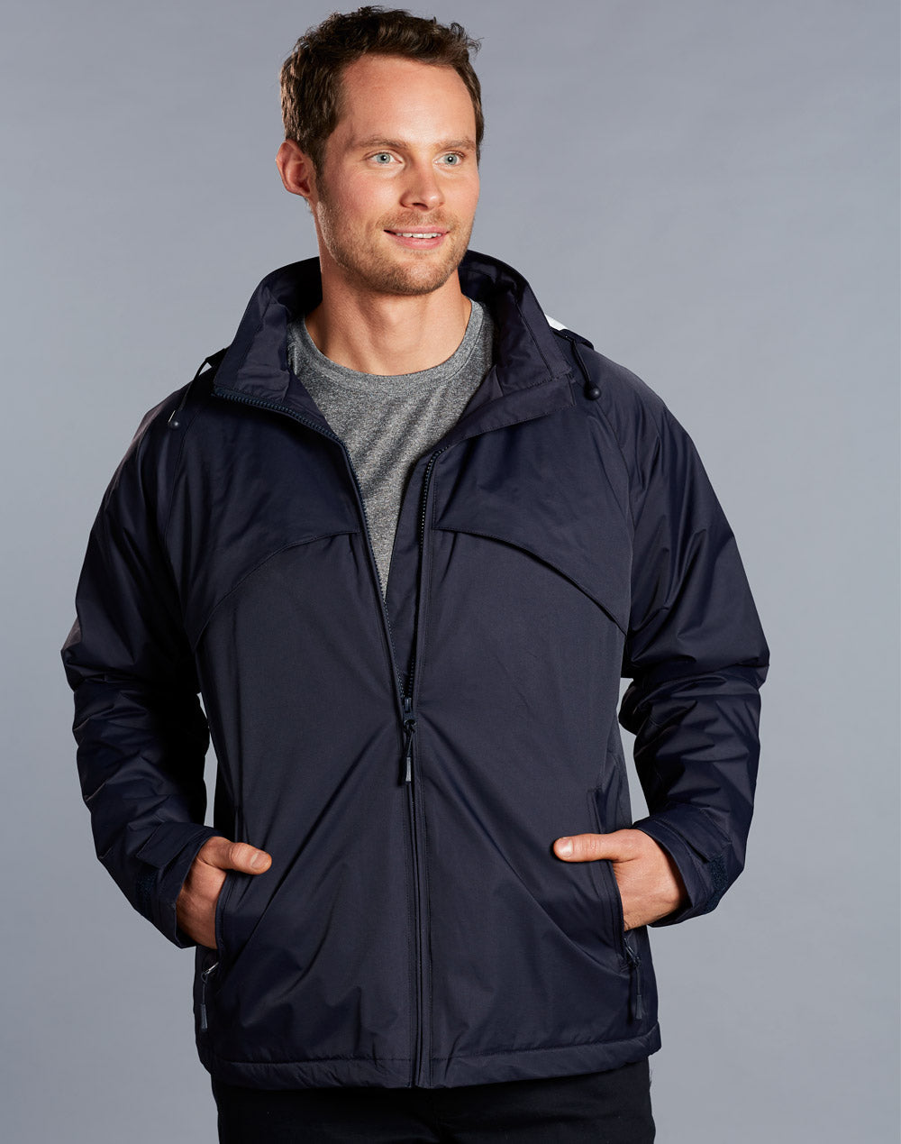 [JK27] Men's Chalet Jacket
