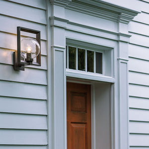 Frame Small Outdoor Sconce
