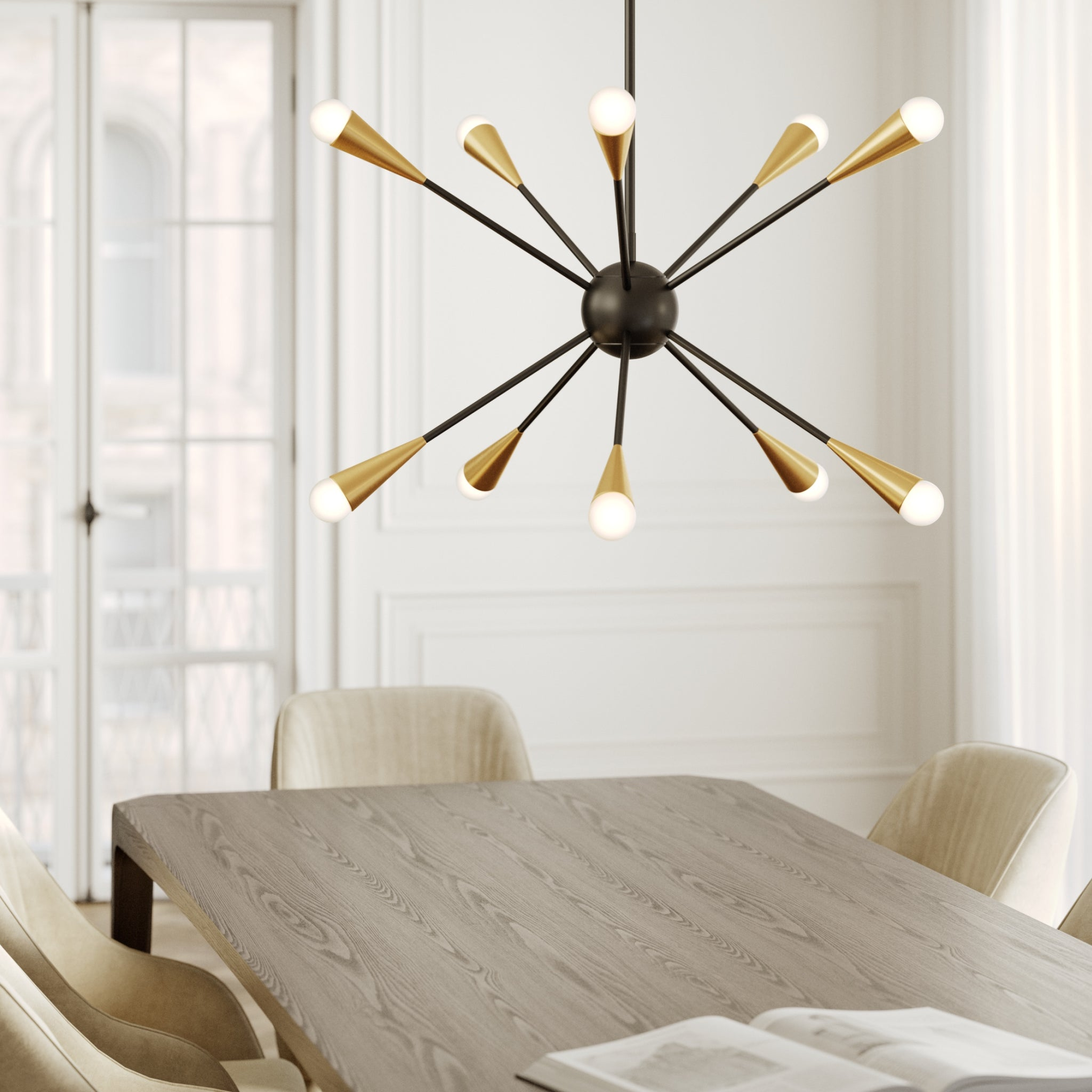 Jax Medium Chandelier